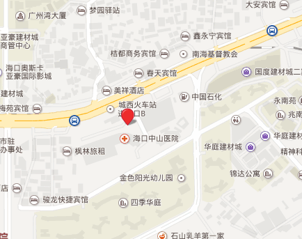 金华白癜风医院地图